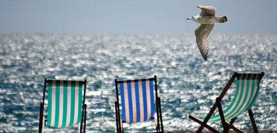 海辺の画像